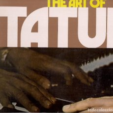 Discos de vinilo: ART TATUM : THE ART OF TATUM. (MCA RDS. / MOVIEPLAY, 1970). Lote 101006815