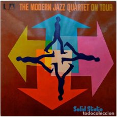 Discos de vinilo: THE MODERN JAZZ QUARTET : ON TOUR. (UNITED ARTISTS RDS., 1975). Lote 101006903