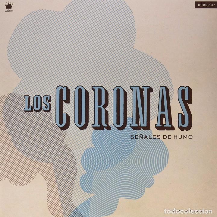 2LP LOS CORONAS SEÑALES DE HUMO VINILO SURF SEX MUSEUM (Música - Discos - LP Vinilo - Grupos Españoles de los 90 a la actualidad)