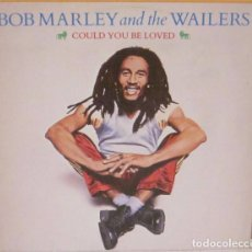Discos de vinilo: BOB MARLEY & THE WAILERS - COULD YOU BE LOVED ISLAND - 1984. Lote 101012455