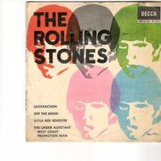 Discos de vinilo: THE ROLLING STONES. Lote 101013023