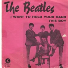 Discos de vinilo: THE BEATLES, THIS BOY. Lote 101014507