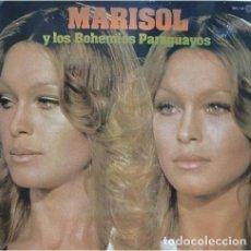 Discos de vinilo: MARISOL Y LOS BOHEMIOS PARAGUAYOS (LP) EDIC. DE 1981 - EX/EX++. Lote 101021207