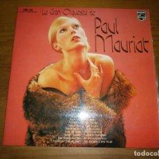 Discos de vinilo: LA GRAN ORQUESTA DE PAUL MAURIAT (DOBLE LP) - PHILIPS, 1973.. Lote 101050063