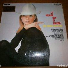 Discos de vinilo: LO MUCHO QUE TE QUIERO - THE ORGAN MASTERS - LP - CAMDEN, RCA, 1969.. Lote 101050507