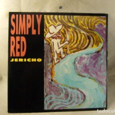 Vinyl records - SINGLE SIMPLY RED (JERICHO) WEA-1986 - 101058659