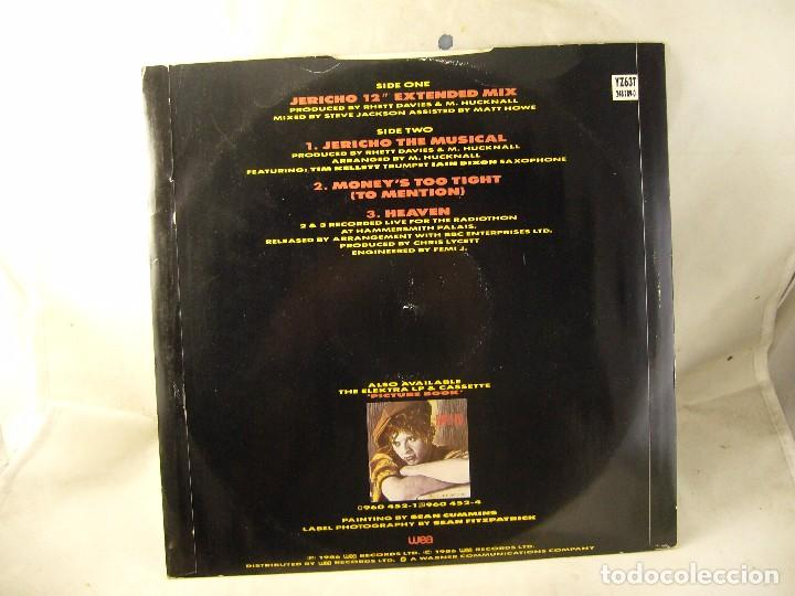 Discos de vinilo: SINGLE SIMPLY RED (JERICHO) WEA-1986 - Foto 4 - 101058659