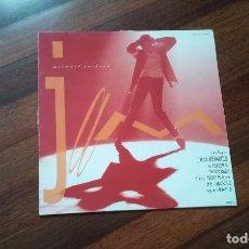 Discos de vinilo: MICHAEL JACKSON-JAM.MAXI ESPAÑA. Lote 101062227