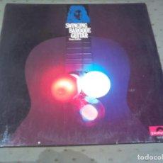 Discos de vinilo: FRANZ LÖFFLER  SWINGING BAROQUE GUITAR GERMANY 1969 LP. Lote 101080231