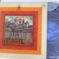 Discos de vinilo: LP LO MEJOR DE LOS PEKENIKES-1973. Lote 101087159
