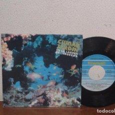 Discos de vinilo: CIUDAD JARDÍN 7´´ MEGA RARE VINTAGE SPAIN 1981. Lote 101095907