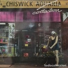 Discos de vinilo: CHISWICK AQUARIA COLLECTION - LP PUNK EDICON ESPAÑOLA THE NIPS TEXTONES PHYSICALS DAN KELLEHER . Lote 101096011