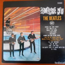 Discos de vinilo: F- 153- LP VINILO THE BEATLES JAPÓN - SOMETHING NEW. Lote 101097163
