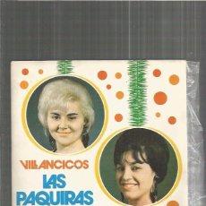 Discos de vinilo: LAS PAQUIRAS NAVIDAD GITANA. Lote 101099483
