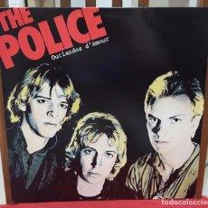 Discos de vinilo: POLICE- STING- OUTLANDOS D'AMOUR - LP - ESPAÑA- BUEN ESTADO. Lote 101102835