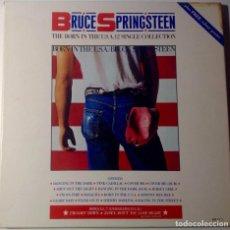 Discos de vinilo: BRUCE SPRINGSTEEN – THE BORN IN THE U.S.A. 12 SINGLE COLLECTION. Lote 101110427