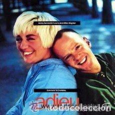 Discos de vinilo: JIMMY SOMERVILLE - COMMENT TE DIRE ADIEU - MAXI-SINGLE EUROPE 1989. Lote 101111243