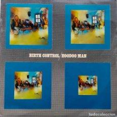 Discos de vinilo: BIRTH CONTROL. HOODOO MAN. LP ESPAÑA CBS LABEL NARANJA Y AMARILLO. Lote 101119407