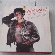 Discos de vinilo: RAMONCIN: LA VIDA EN EL FILO. Lote 101119539