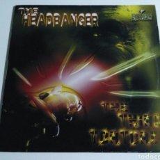 Discos de vinilo: THE HEADBANGER - THE THIRD TORTURE. Lote 101123487