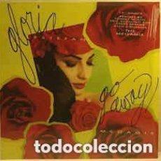 Discos de vinilo: GLORIA ESTEFAN – GO AWAY - MAXI-SINGLE US 1992. Lote 101127015