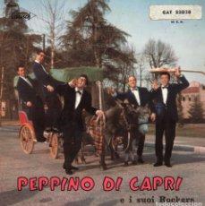 Discos de vinilo: PEPPINO DI CAPRI, EP, SPEEDY GONZALES + 3, AÑO 19?? MADE IN PORTUGAL. Lote 101128107