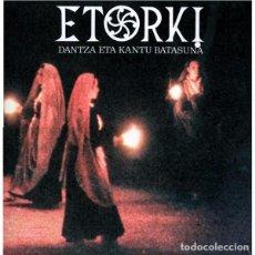 Discos de vinilo: ETORKI - DANTZA ETA KANTU BATASUNA. Lote 101129355
