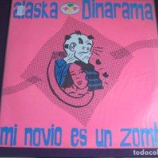 Discos de vinilo: ALASKA Y DINARAMA MAXI SINGLE HISPAVOX 1989 - MI NOVIO ES UN ZOMBI - +3 ACID - . Lote 101132107