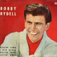 Discos de vinilo: BOBBY RYDELL - EP 1963 MADE IN SPAIN. Lote 101141831