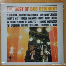 Discos de vinilo: BOB NEWHART - THE BEST OF - LP. Lote 101150623