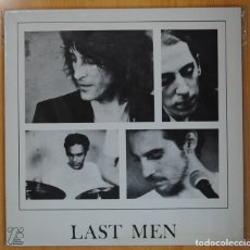 Discos de vinilo: LAST MEN - JIMMY IGO / THE WORD - LP. Lote 101150755