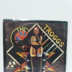 Discos de vinilo: SINGLE ** TROGGS ** SUMMERTIME ** COVER / VERY GOOD + (VG+) ** SINGLE / VERY GOOD + (VG+) 1975. Lote 101154911