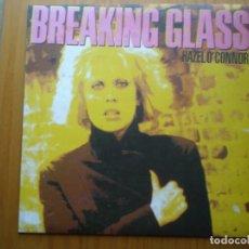 Discos de vinilo: LP 1980 HAZEL OCONNOR / BREAKING GLASS , BIEN ,VER ESTADO Y CANCIONES EN MAS FOTOS,. Lote 101167115