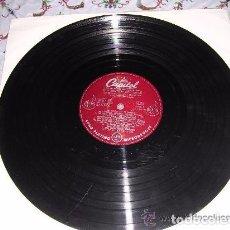 Discos de vinilo: LP FULL DIMENSIONAL SOUND UN ESTUDIO EN ALTA FIDELIAD CAPITOL. Lote 101167611