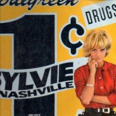 Discos de vinilo: SYLVIE VARTAN A NASHVILLE - LP RCA STANDARD 430154 - EDICIÓN FRANCESA. Lote 101180983