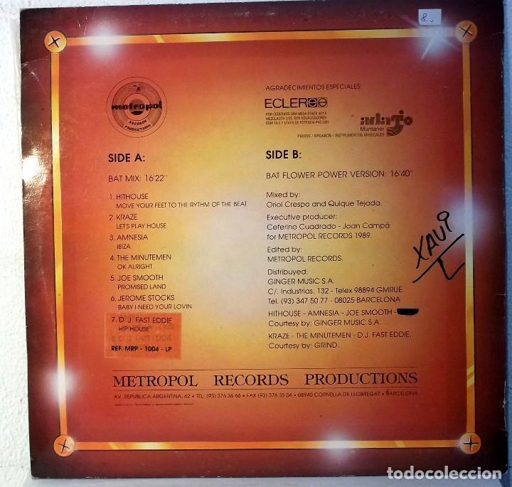 Bat mix - megamix version - lp - Sold through Direct Sale - 101194895