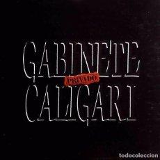 Disques de vinyle: GABINETE CALIGARI - PRIVADO - VINILO LP 33 RPM. Lote 277752818