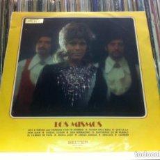 Discos de vinilo: LOS MISMOS LP VINILO BIEN CONSERVADO. Lote 101217359