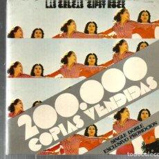 Discos de vinilo: DOBLE SINGLE PROMOCIONAL : LAS GRECAS : GIPSY ROCK ( DOBLE CUBIERTA, DOS DISCOS DE VINILO). Lote 101228195