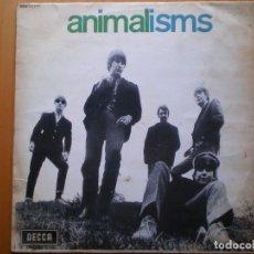 Discos de vinilo: RARO LP 1966 THE ANIMALS / ANIMALISMS BIEN ,VER ESTADO Y CANCIONES EN MAS FOTOS, . Lote 101228803