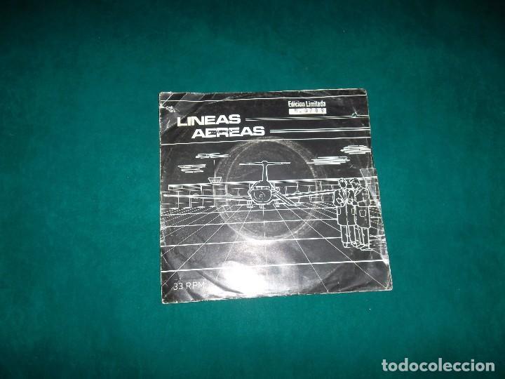 LINEAS AEREAS. DISCOS PARA DESAYUNAR, EP, 83. FLOR Y NATA RECORDS (Música - Discos de Vinilo - EPs - Otros estilos)