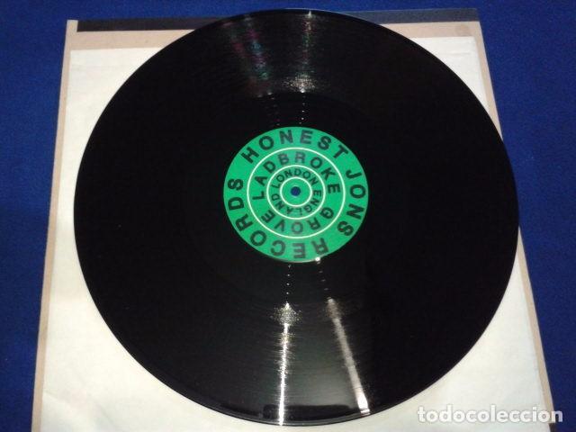 Discos de vinilo: HONEST JON´S RECORDS - 2002 DE EMI MUSIC 278 PORTOBELLO ROAD - LONDON W10 5TE - Foto 3 - 101256151