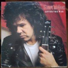 Discos de vinilo: GARY MOORE - AFTER THE WAR LP INCLUYE HOJA INTERIOR. Lote 101256287