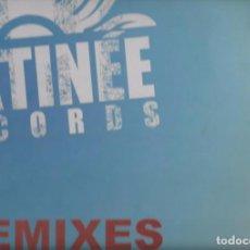 Discos de vinilo: MATINNE RECORDS REMIXES J. LOUIS & FERRAN . Lote 101280607