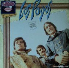 Discos de vinilo: LOS PAYOS - GRANDES EXITOS - EDICIÓN DE 1986 DE ESPAÑA. Lote 101296967