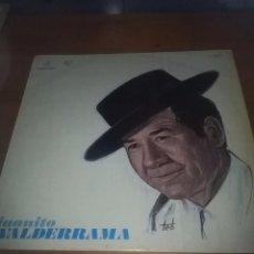 Discos de vinilo: JUANITO VALDERRAMA. EL EMIGRANTE. PENA MORA. MADRE HERMOSA. COMO UNA HERMANA... C9V. Lote 101307099