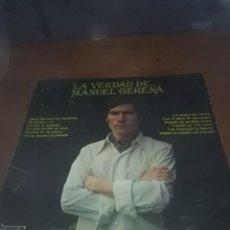 Discos de vinilo: LA VERDAD DE MUANUEL GERENA C9V. Lote 101310583