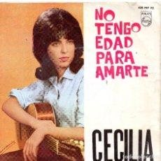 Discos de vinilo: CECILIA EP 1964- (ENVÍO MÁXIMO POR PAQUETE ES 10 €) . Lote 101324111