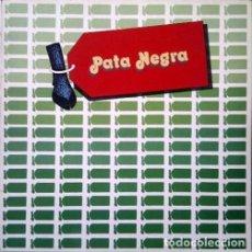 Discos de vinilo: PATA NEGRA – PATA NEGRA. Lote 105893751