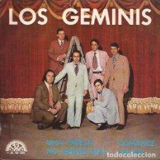 Discos de vinilo: EP- LOS GEMINIS UNA PAREJA BERTA 229 SPAIN 1972 PROMO. Lote 101355231
